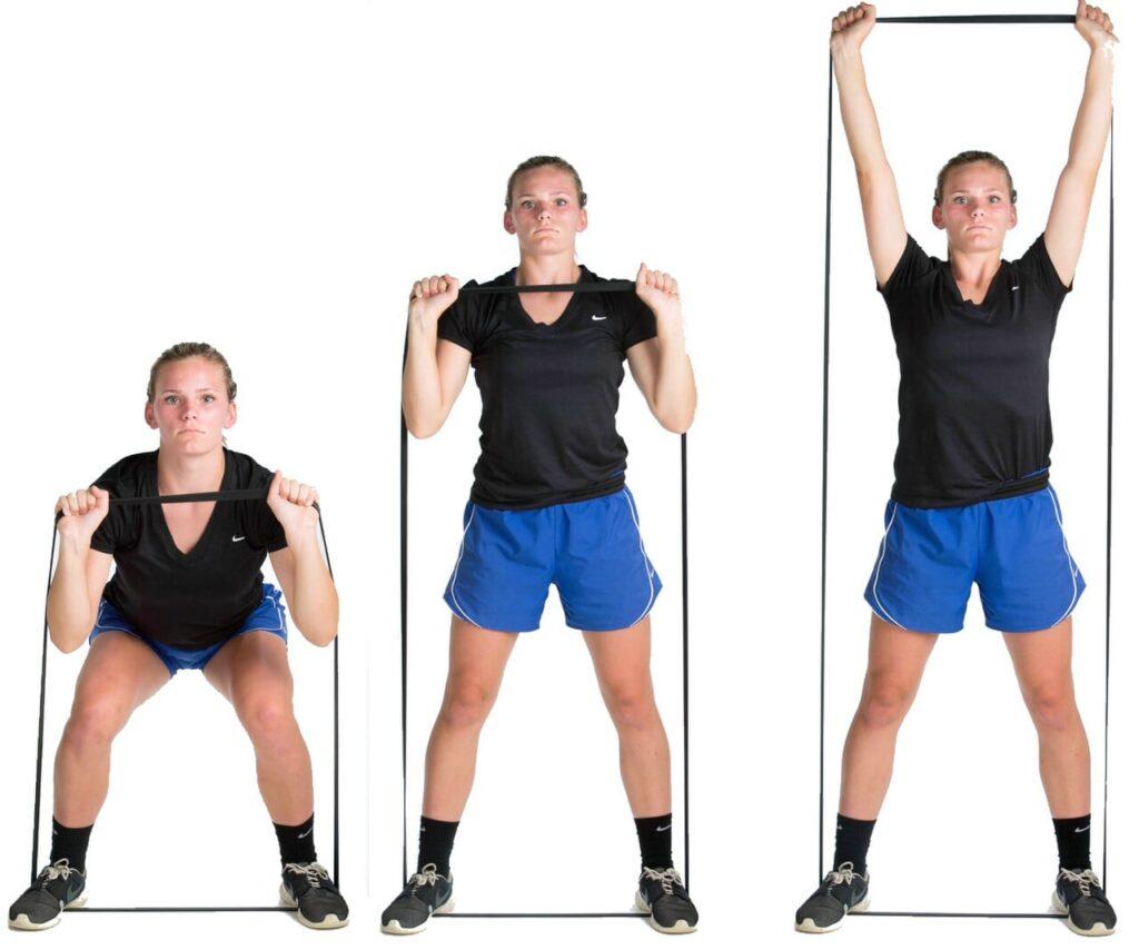 حرکت تراستر در سه مرحله